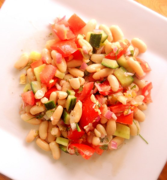 Healthy Bean Salad